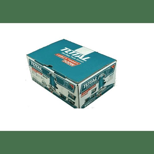 MIni Router Fresadora Tupi  500W TOTAL TLT5001