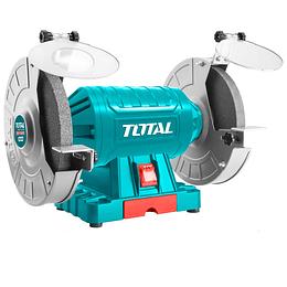 "Esmeril de banco 350W 8"" (200MM) TOTAL TBG35020"
