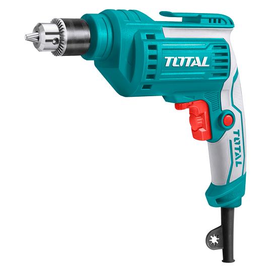 Taladro percutor Electrico 10mm 500W TOTAL TD2051026
