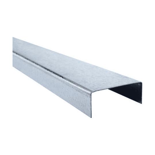 6m Perfil U 2X6X1.0mm 153x30x 1,0mm Estructural