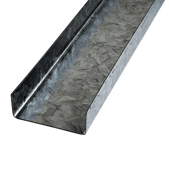 Perfil U Estructural 62X25X0.85mm 6mtl