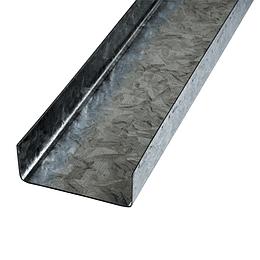 Perfil U Estructural 2X4X1mm 92X30X1mm 6mtl