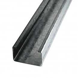 Perfil C Estructural 2X5X1mm 100X40X12X1mm 6mtrl
