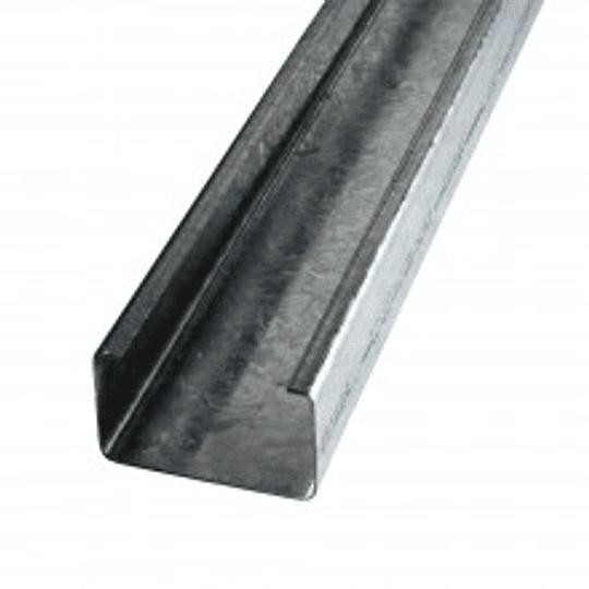 Perfil C Estructural 250X40X12X1mm 6mtr