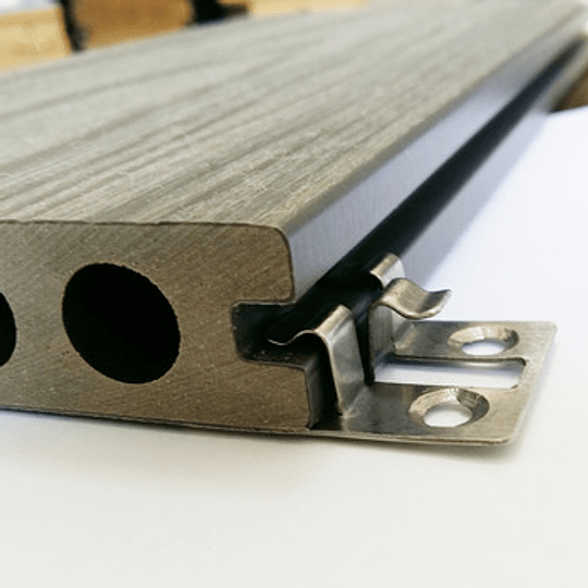 Clip de Inicio y Termino  Deck  WPC