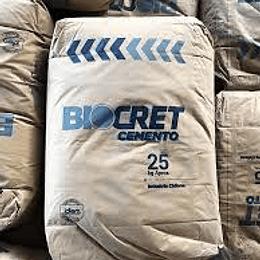 Cemento Biocret 25Kg