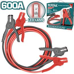 Cable de Partida con Indicador LED 600AMP TOTAL PBCA16008L