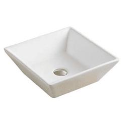 Lavamano de Sobre Cubierta 420x420x120mm Cod:106