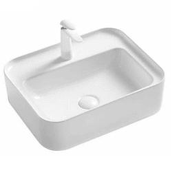 Lavamano de Sobre Cubierta 500x400x135mm Cod:171A