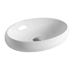 Lavamano de Sobre Cubierta 600x410x150mm Cod:201