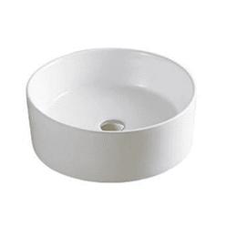 Lavamano de Sobre Cubierta 405x405x150mm Cod:310