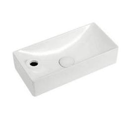 Lavamano de Sobre Cubierta 440x215x95mm Cod:422R