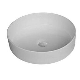 Lavamano de Sobre Cubierta 360x360x120mm Cod:G323