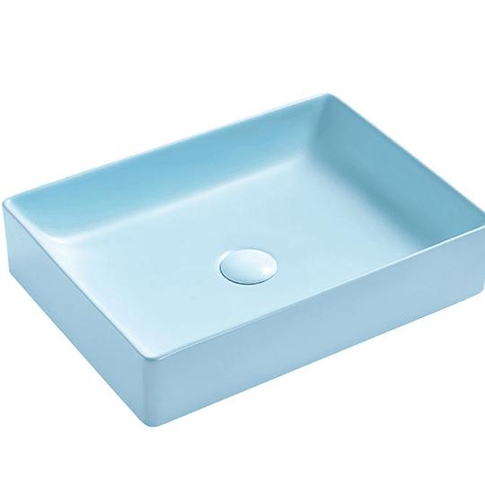 Lavamano de Sobre Cubierta 500x360x105mm Cod:170MBL