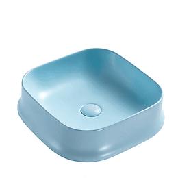 Lavamano de Sobre Cubierta 460x460x135mm Cod:267MBL