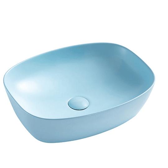 Lavamano de Sobre Cubierta 500x380x140mm Cod:336MBL