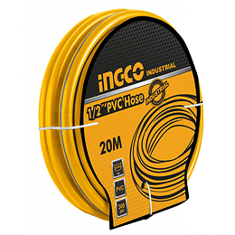 MANGUERA 1/2 ROLLO X 20MTS INGCO HPH2001