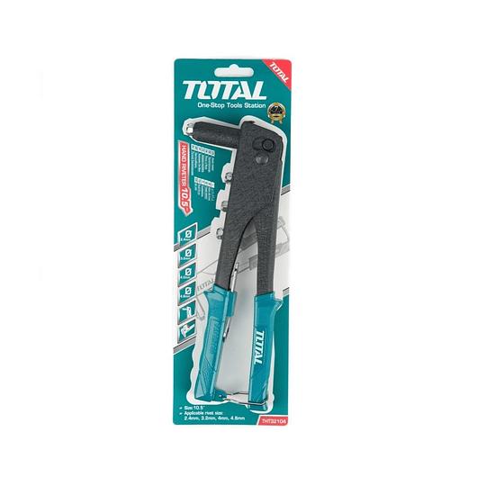 Remachadora TOTAL 10.5'' cuerpo acero THT32104