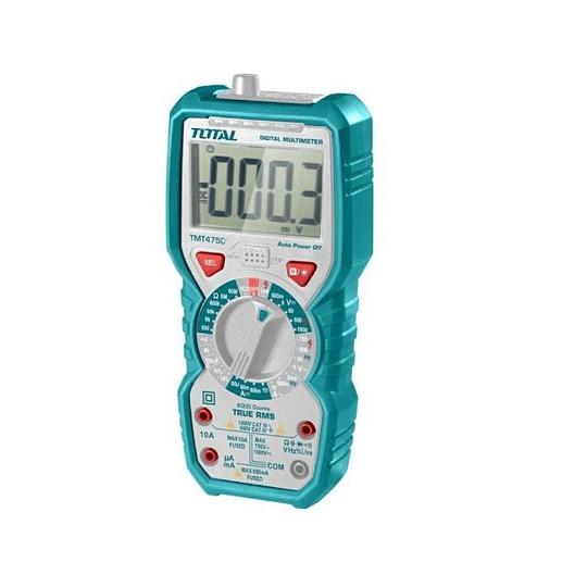 Tester  Digital TOTAL TMT47503