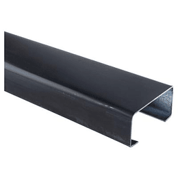 Perfil Costanera 80x40x15x1.5mm x 6m CAC80X40X1.5