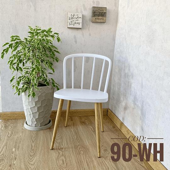 Silla Diseño  Cod: 90-WH