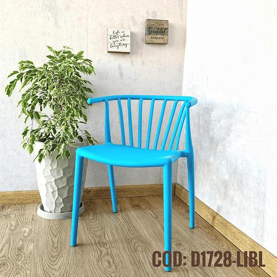 Silla Diseño Cod: D1728-LIBL