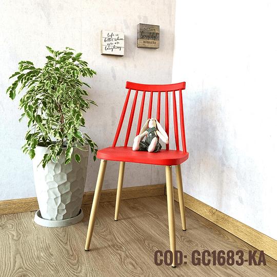 Silla Diseño Cod:  GC1683-KA