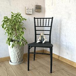 Silla Diseño Cod:  ART300C-BL