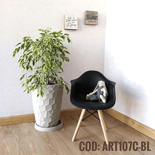 Silla Diseño Infantil  Cod:  ART107C-BL
