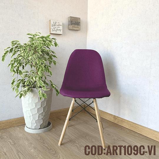 Silla Moderna Cod:  ART109C-VI