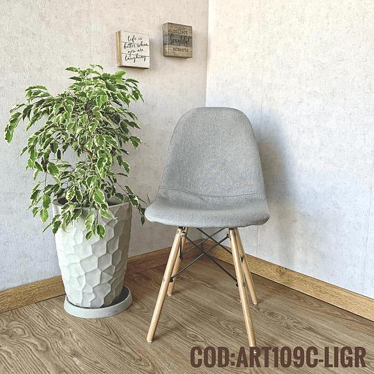 Silla Moderna Cod:  ART109C-LIGR