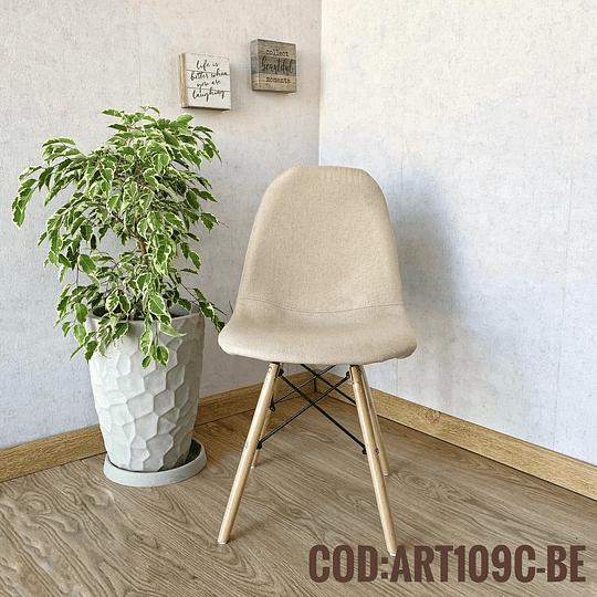 Silla Moderna Cod:  ART109C-BE