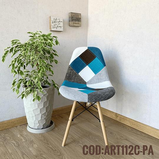 Silla Moderna Cod:  ART112C-PA