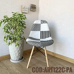 Silla Moderna Cod:  ART122C-PA