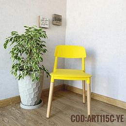 Silla Moderna Cod:  ART115C-YE