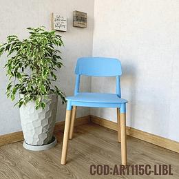 Silla Moderna Cod:  ART115C-LIBL