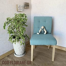 Silla Moderna Comedor Cod:  FLORIANE-GR