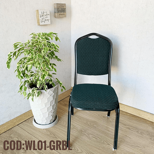 Silla para Eventos Cod: WL01-GRBL