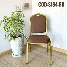 Silla para Eventos Cod: S184-BR