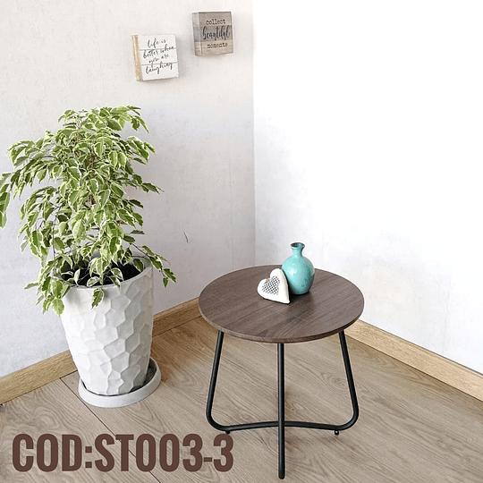 Mesa Lateral Moderna ST003-3