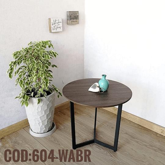 Mesa Lateral Moderna 604-WABR
