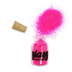 Glitter Fluor Fucsia