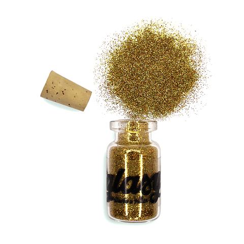Glitter Golden Magic 8