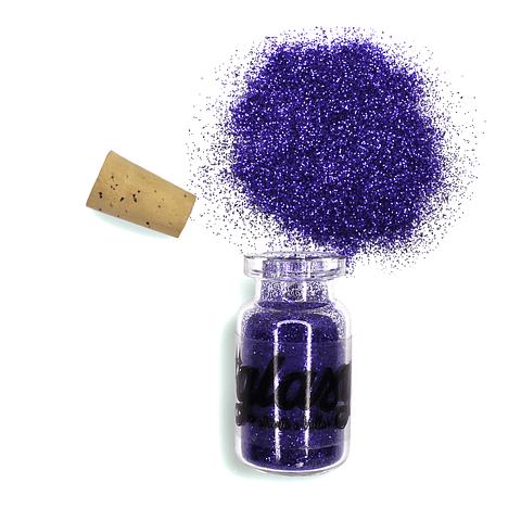 Glitter Purple Addict 1