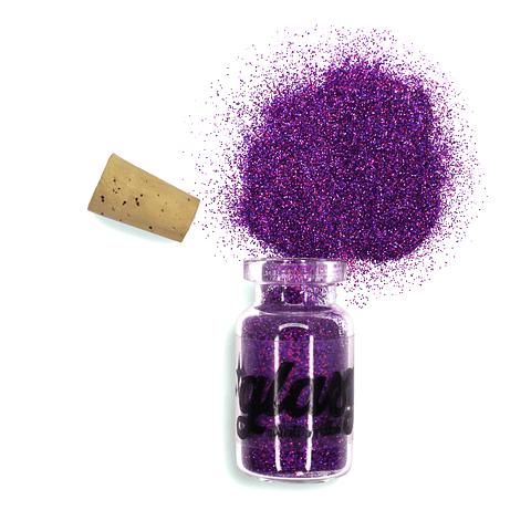 Glitter Purple Addict 4
