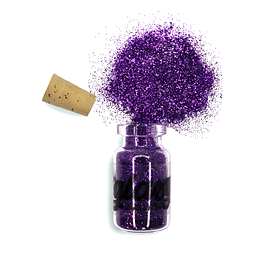Glitter Purple Addict 2