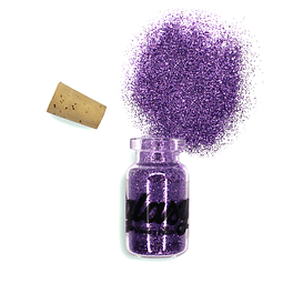 Glitter Purple Addict 7