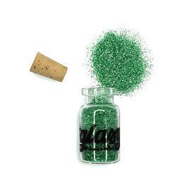 Glitter Green Ilusion 1