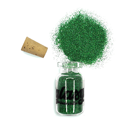 Glitter Green Ilusion 5