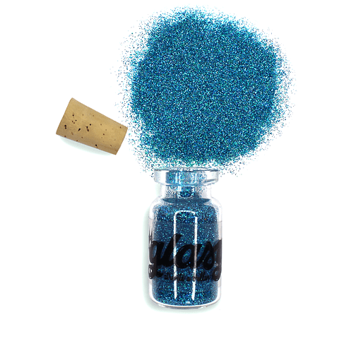 Glitter Blue Spell 6